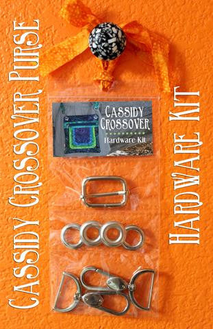 'Cassidy Crossover Bag' Hardware Kit