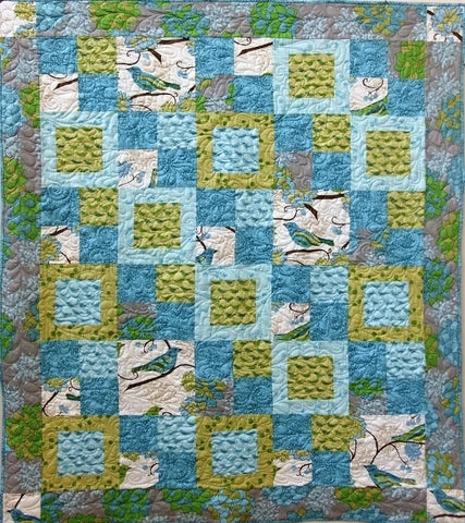 'Birds of a Feather' Pattern