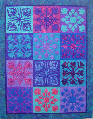 'Hawaiian Magic' Pattern