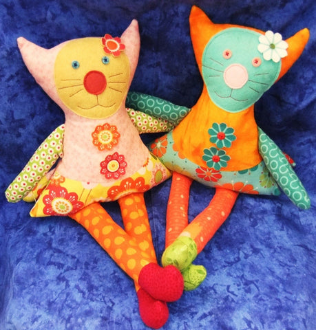 'Kandy Kitty' Pattern