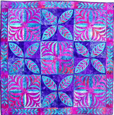 'Pacific Paradise' Pattern