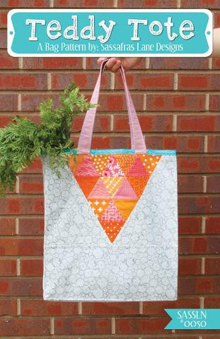 'Teddy Tote' Pattern