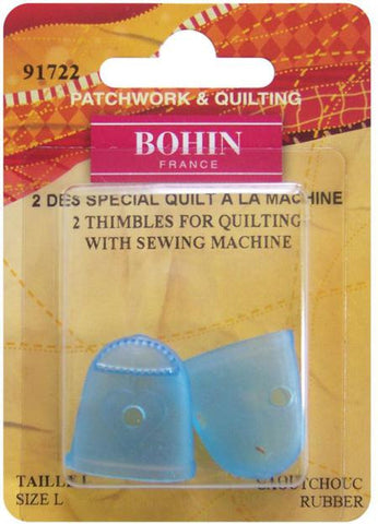 BOHIN Silicon Finger Cots LARGE