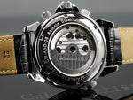 Calvaneo 1583 Astonia Black DIAMOND stell automatik