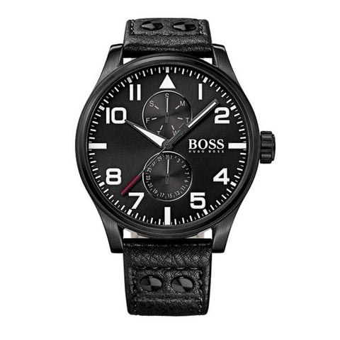 Muški sat Hugo Boss Aeroliner 1513083 (50 mm)