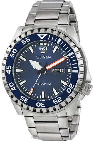 Citizen NH8389-88LE Automatik sat