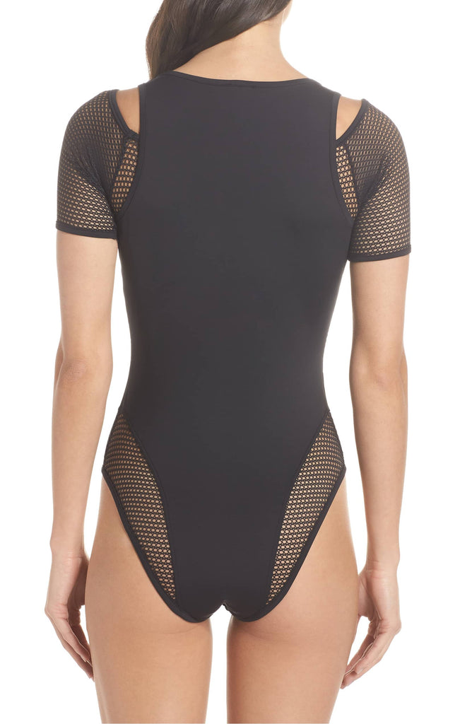 Cosabella Bisou Move High Leg Bodysuit