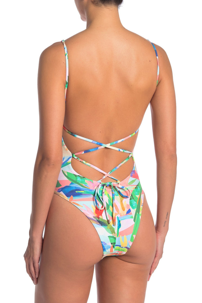 Maaji Bright Light Heavenly One-Piece Swimsuit