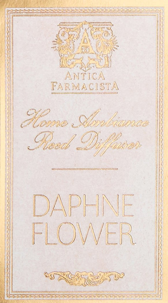 Antica Farmacista Daphne Flower Home Ambiance Diffuser Fragrance