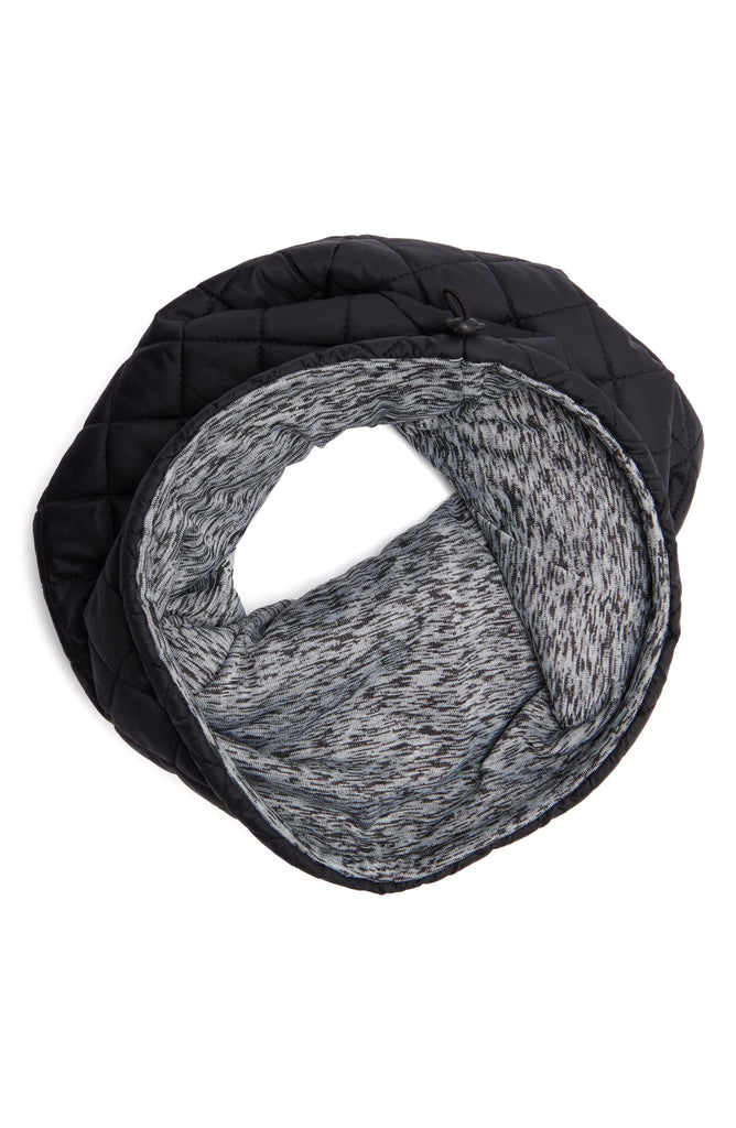 ZELLA Diamond Quilted Infinity Scarf