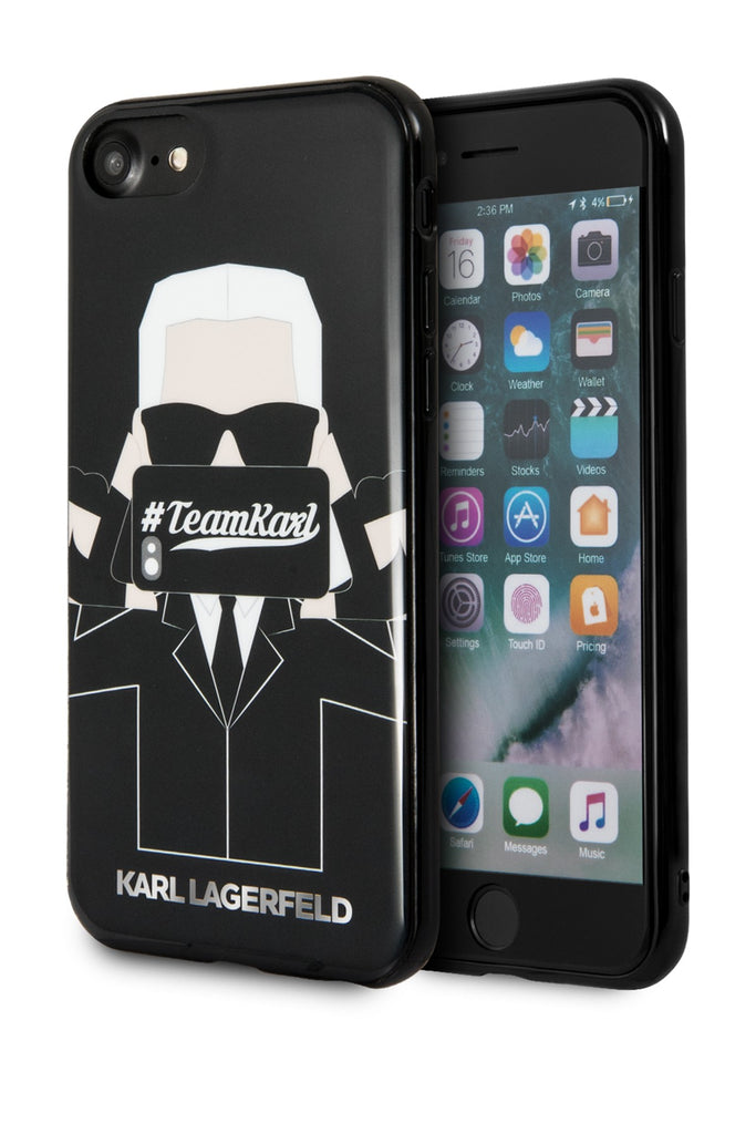 Karl Lagerfeld Photographer iPhone 7 & iPhone 8 Case