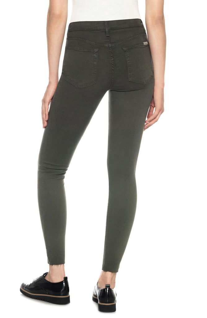 Joe's Charlie High Rise Ankle Skinny Jeans
