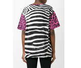 Marc Jacobs printed patchwork T-shirt