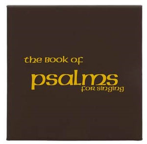 The Book of Psalms for Singing, Flash Drive and Case