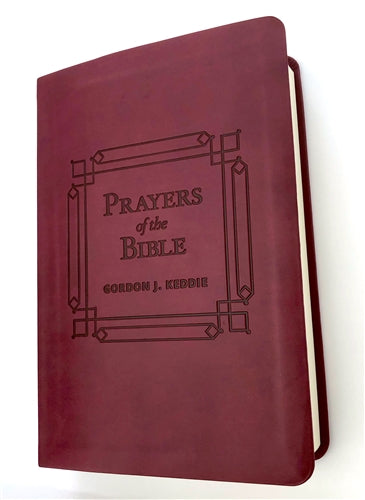 Prayers of the Bible: 366 Devotionals to Encourage Your Prayer Life GIFT EDITION