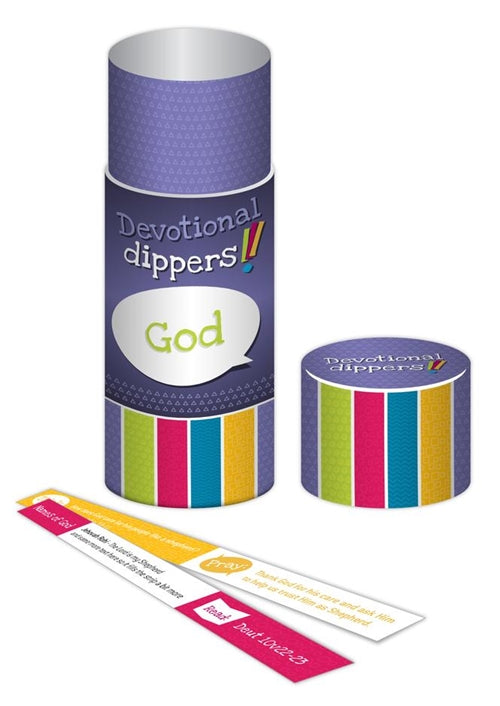 Devotional Dippers: Names and Attributes of God