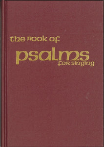 Book of Psalms for Singing