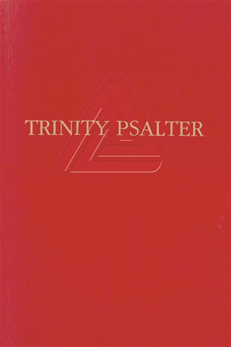 Trinity Psalter (words-only edition)