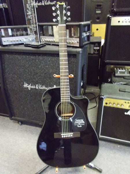 fender cd60ce acoustic electric guitar new zoo music. Black Bedroom Furniture Sets. Home Design Ideas