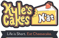 Kyle's Cakes N'at Logo