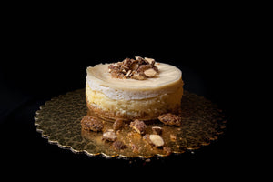 Almond Amaretto Mini 4 Inch Cheesecake