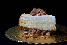 Load image into Gallery viewer, Almond Amaretto Cheesecake