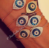 Kimberly Evil Eye  Bracelet