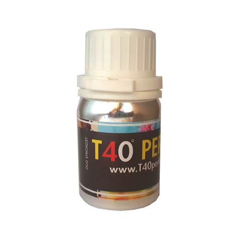 T40 British Leather 50mls