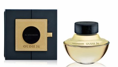OUDH 36 SPRAY 75ML  BY AL HARAMAIN