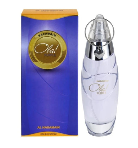 OLA PURPLE SPRAY 100ML  BY AL HARAMAIN