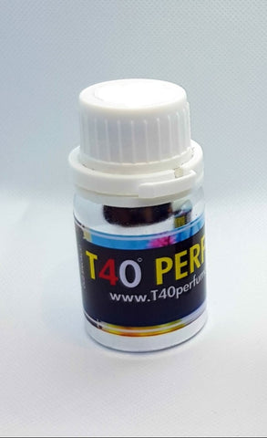 T40 Black Afgano 50ml