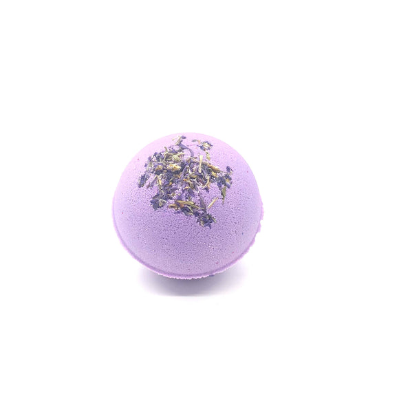 Fresh Lilac Butter Bath Bomb