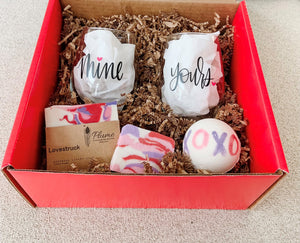 Valentine Spa Day Gift Box