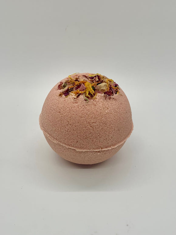 Rose Quartz Butter Bath Bomb