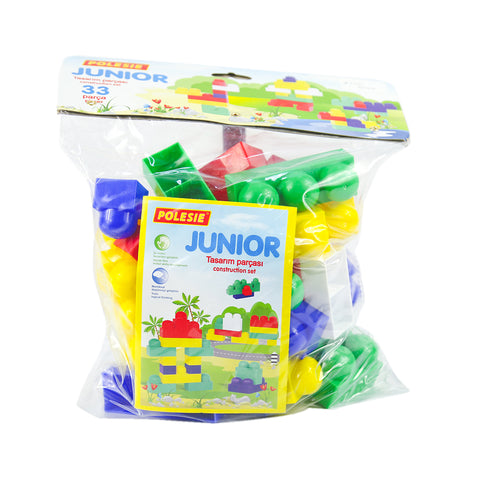 Junior Construction Set (33 pcs)