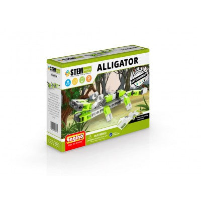 Engino- Stem-Heroes-The Animal Reign Alligator