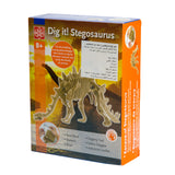 Dig it Stegosaurus ( For Ages 8+)