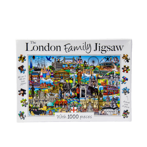The London Family Jigsaw - Jigsaw