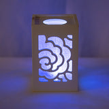 Led Lighting Decoration Blue