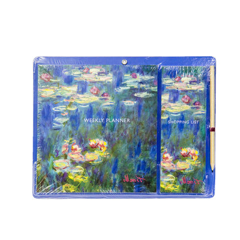 Monet - Magnetic Planner Set