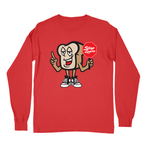 Bread Man Long Sleeve Tee
