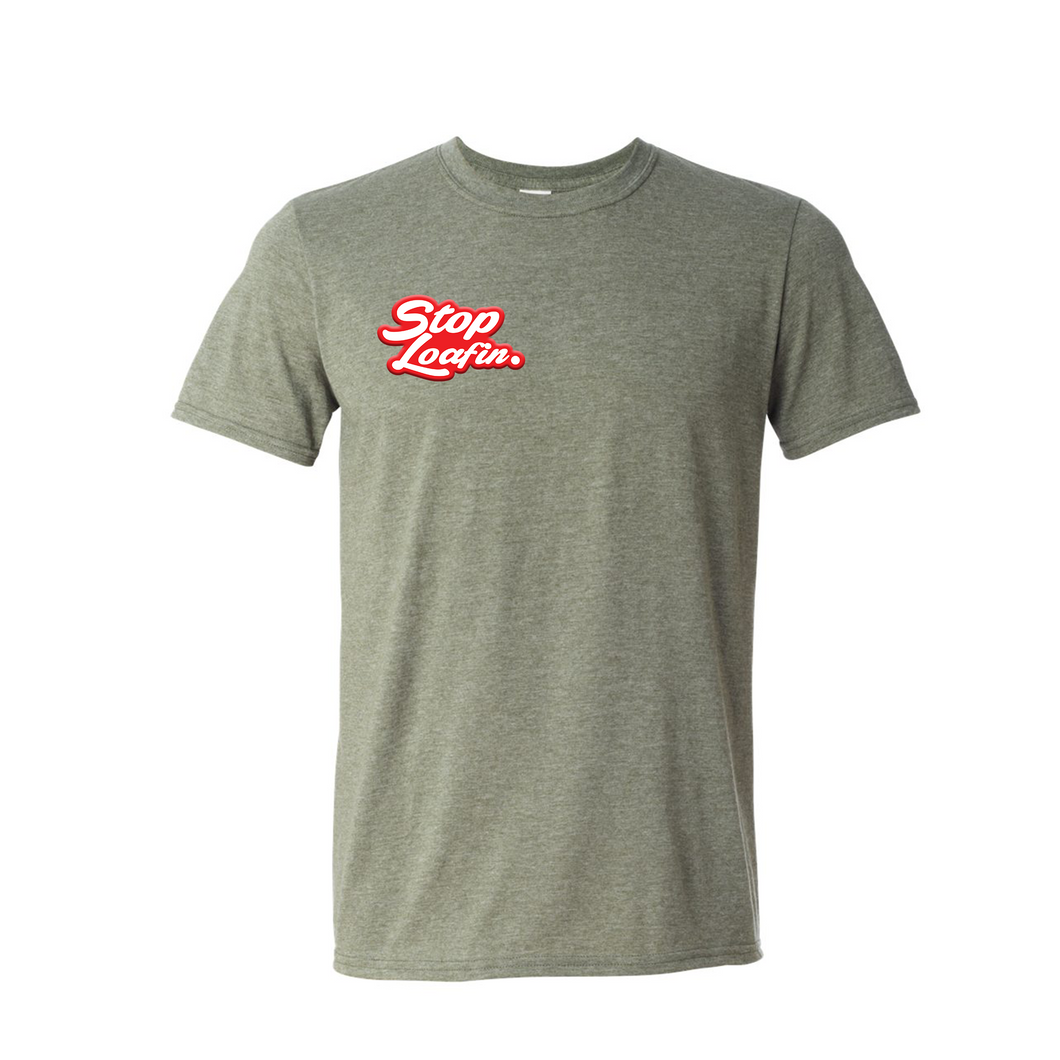 Classic SL Patch Olive Short Sleeve Tee