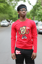 Load image into Gallery viewer, Bread Man Long Sleeve Tee