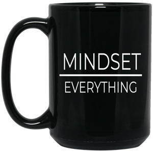 Mindset 15 oz. Coffee Mug