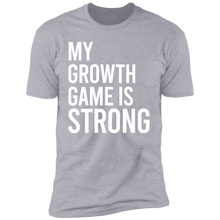Load image into Gallery viewer, Growth Game Tee