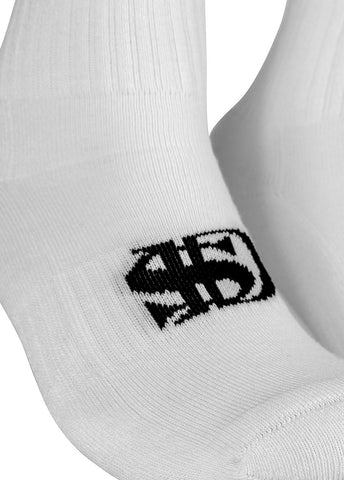 Image of SOCKS WHITE