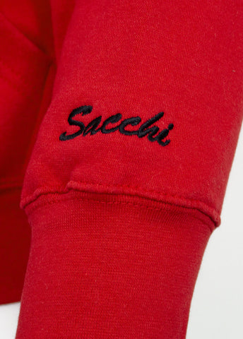 RED TRAX / SACCHI ZIP UP