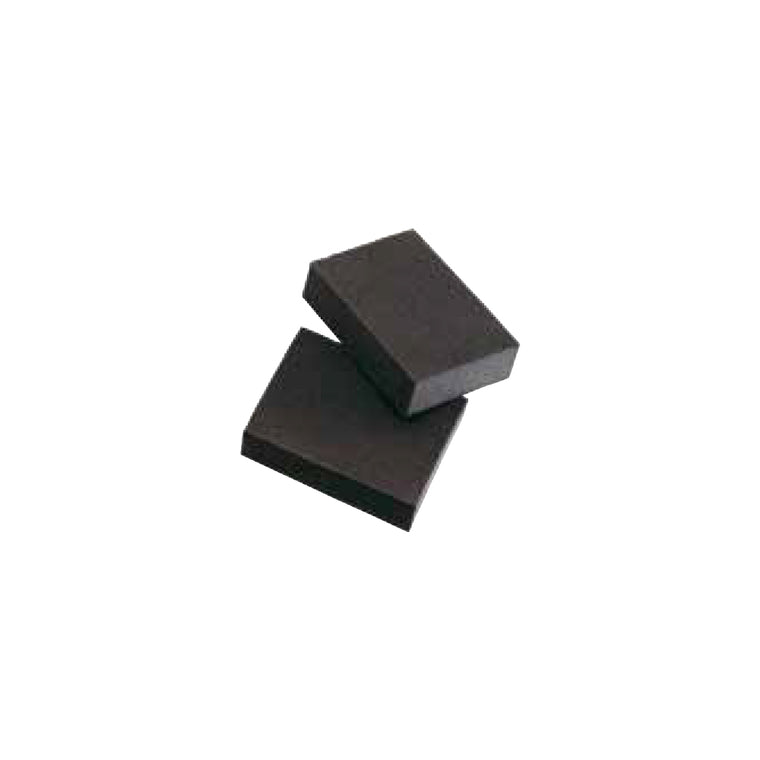 ABRASIVE SPONGE FOR SUEDE ARTICLES