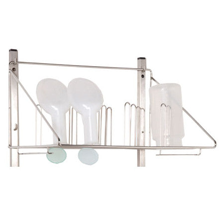 Shelf for Urinal or Bottle Holders