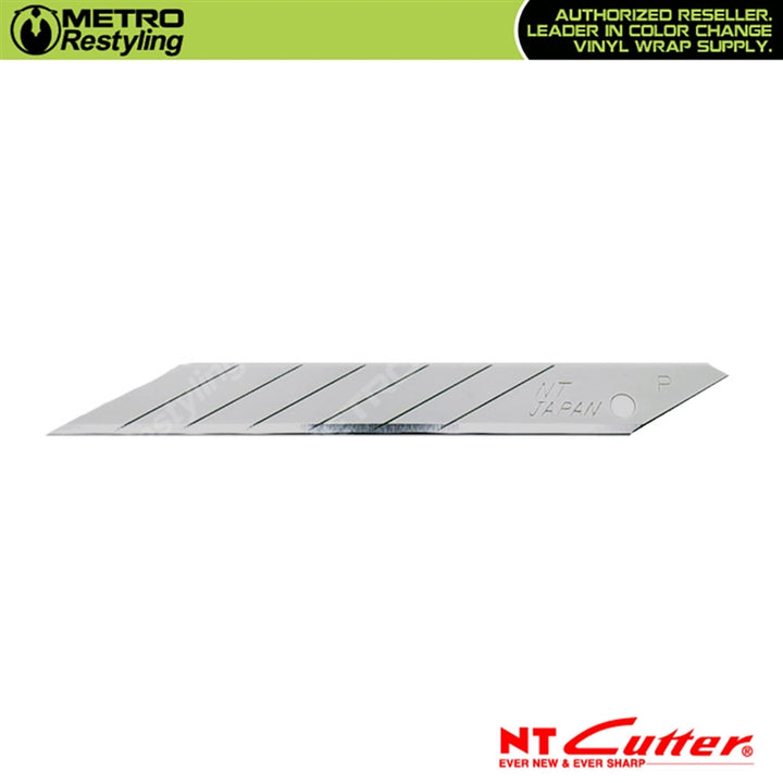 nt cutter 30 degree blades